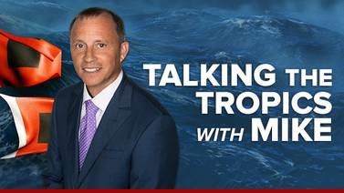 Talking the Tropics With Mike: Quietest Atlantic in weeks