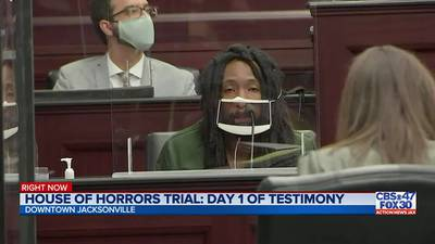 """""""He threatened to kill me"""": Disturbing testimony in the 'House of Horrors' murder trial"""