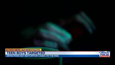 Action News Jax Investigates: Increase in Local Boys Targeted by Online Predators
