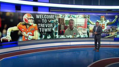 VIDEO: Dabo Swinney talks about the impact Trevor Lawrence could have on the Jacksonville Jaguars