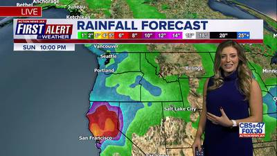 First Alert Forecast: Saturday, October 23 - Late Evening