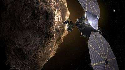 NASA spacecraft will visit record 8 asteroids