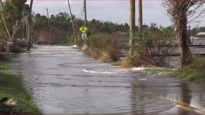 King Tide season brings higher chance of flooding to St. Augustine