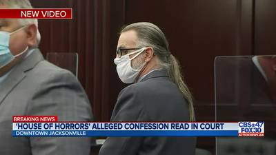Jacksonville 'House of Horrors' suspect Russell Tillis found guilty of first-degree murder