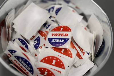 Election 2020: When does early voting begin; which states do it?