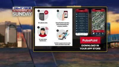 Action News Jax Sunday: An app to save lives!