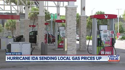 Gas prices and Ida: Why it could lead to you paying more at the pump