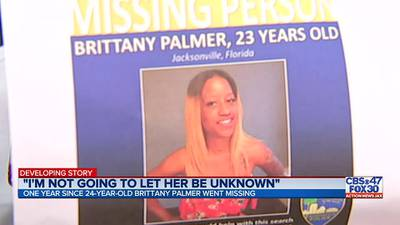 Where is Brittany? Family desperate for answers after daughter disappeared a year ago