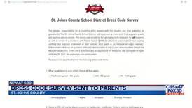 Dress code survey sent to parents