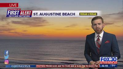 First Alert Weather: Cooling temps, beautiful weather