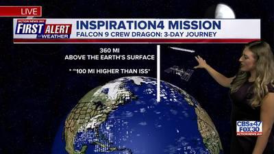 First Alert Forecast: Wednesday, September 15 - Early Evening