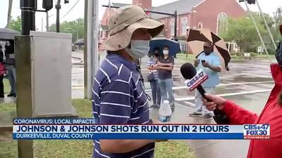 COVID-19 vaccine: Enthusiasm surrounds Johnson & Johnson option