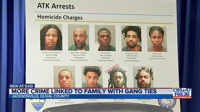 New details emerge about Jacksonville crime family centered around drugs for decades