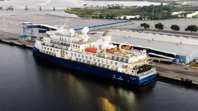 PHOTOS: JAXPORT hosts passenger vessel for port-of-call visit