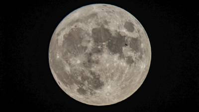 Look up at the night sky on International Observe the Moon Night
