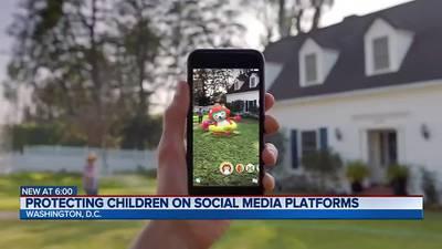 Senate panel grills execs for TikTok, Snapchat, Youtube about impact on kids