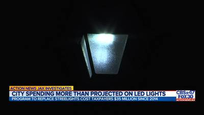 Send Ben: Lights out for LED street light savings in Jacksonville that may be good for the environment but not taxpayers