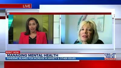 RESOURCES: Mental health help