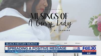 Black History Month: Local blogger inspires women by celebrating beauty without limits