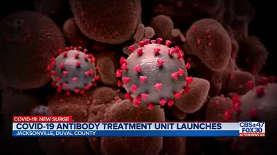 New state-supported monoclonal antibody treatment center up and running in downtown Jacksonville