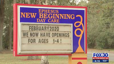 Kid Care Report: Jacksonville day care tagged with violations by DCF