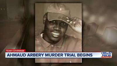 Trial for the killing of Ahmaud Arbery begins