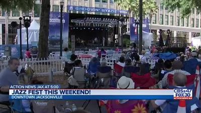 Jazz Festival kicks off downtown after year hiatus