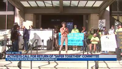 """Activists call for return of """"Safer Together"""" committee"""