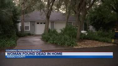 Woman found dead inside home in Fernandina Beach, neighbors react to investigation
