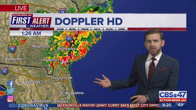 First Alert Weather: Tracking summertime temps, when storms return