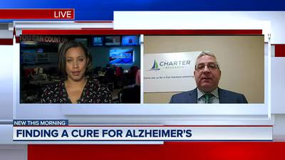 The 10 warning signs of Alzheimer's and how you can participate in clinical trials