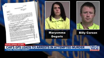 Two arrested after victim shot, stabbed and beaten in Yulee attempted murder