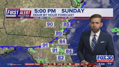 First Alert Weather: Tracking A Few Storms, Relief on the Way