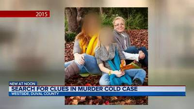 Search for clues in Westside murder cold case