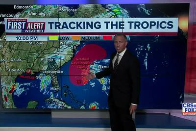 First Alert Forecast: Wed., Sept. 15th - Late Evening