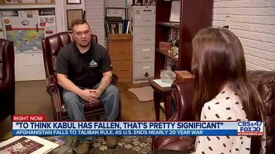 Jacksonville veterans reflect on Taliban takeover