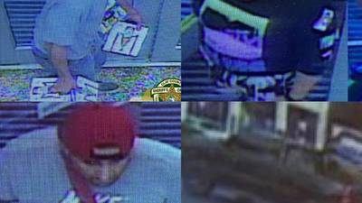 Men wanted for stealing beer from Wawa in Clay County