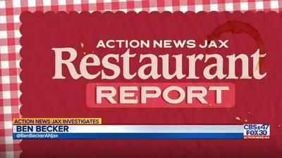 Restaurant Report 10/22/2021