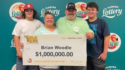 Photos: Florida Lottery winners from Jacksonville area