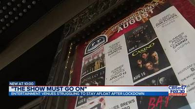 ONLY ON: Florida Theatre president discusses plans to recover from pandemic loss