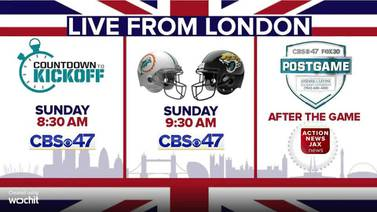 London calling: Jags try to end skid 4,000 miles from home