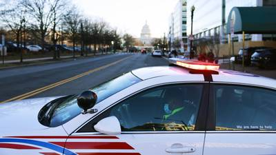 """U.S. Capitol Police Chief says force is """"better prepared"""" following Jan. 6 attack at Capitol"""
