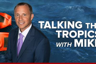 Talking the Tropics With Mike: Hurricane Rick hits west coast of Mexico