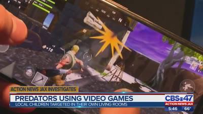 FBI: Predators targeting local kids through online gaming