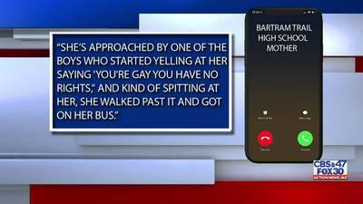 School investigating homophobic slurs on campus