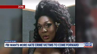 FBI encouraging more hate crime victims to come forward