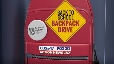 Back to School Backpack Drive for Big Brothers Big Sisters of Northeast Florida