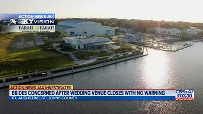 Investigates: Brides concerned after wedding venue closes with no warning